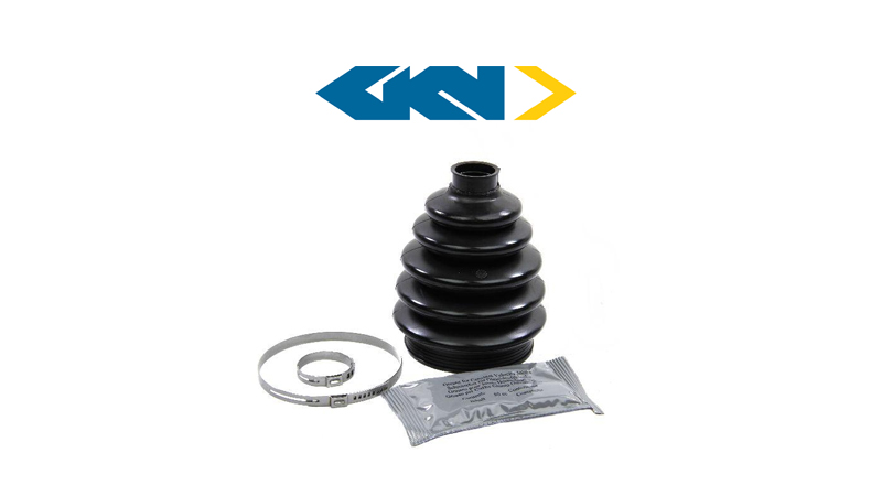 GKN Driveline – Joints homocynétiques -soufflets