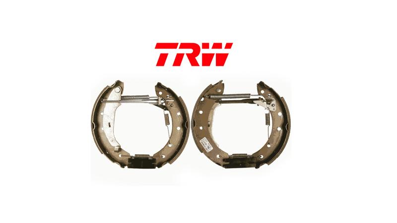 TRW – Kits freins àtambour & mâchoires